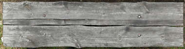 wood planks plank old