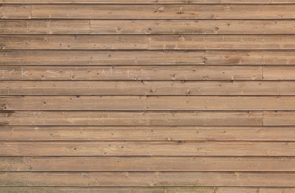 wood planks bare overlapping clean