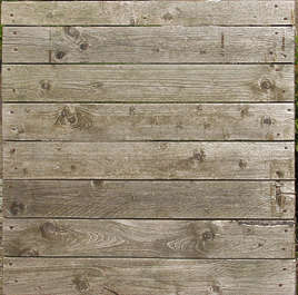 wood planks dirty old grain knots bare