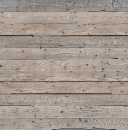 wood planks old bare grain knots nails