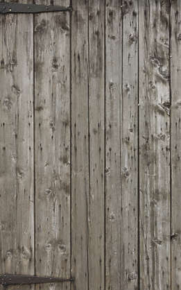 wood planks bare old