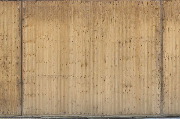 wood planks dirty fence