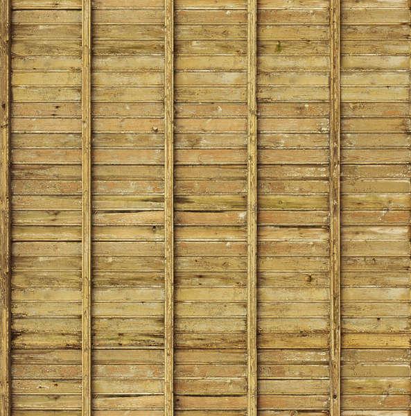 Brown Wood Doors Interior