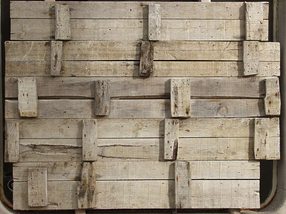 wood planks old bare dirty