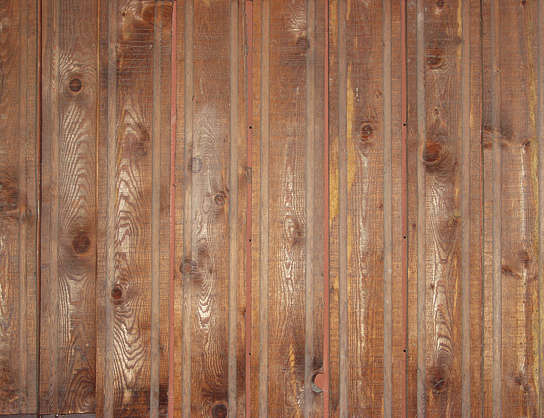 wood planks clean grain knots