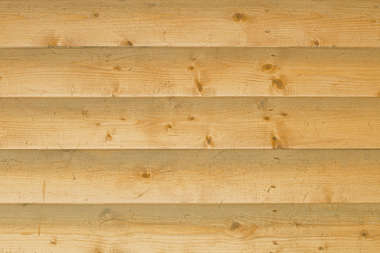 wood new overlapping planks