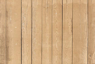 south korea wood planks clean