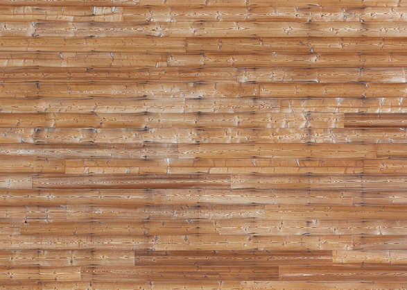 wood planks bare new clean