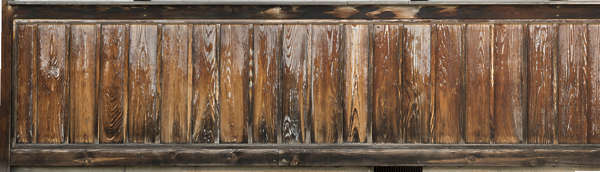 wood planks old bare japan siding
