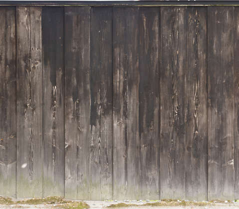 japan wood planks dirty bare siding