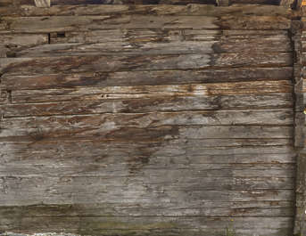 wood planks old worn weathered bare dirty