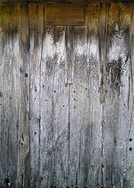 wood planks fold siding