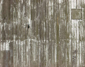 wood planks dirty painted siding