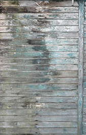 planks painted old dirty siding