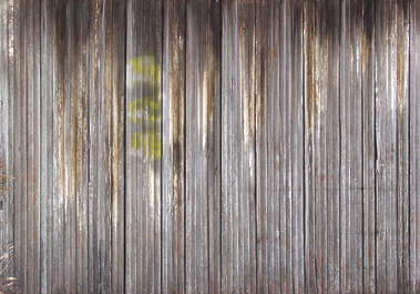 wood planks old dirty painted bare siding