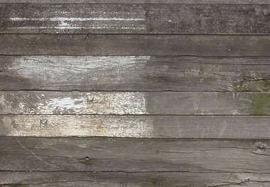wood planks old bare paint siding