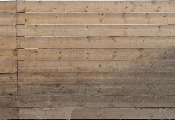 wood planks clean knots mud sand spots siding