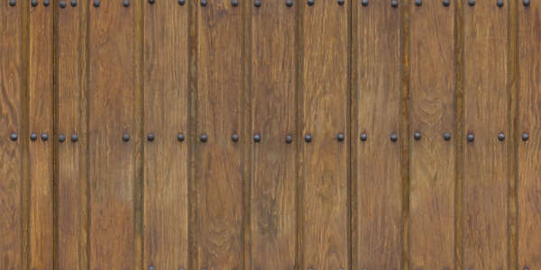 door wood planks old siding