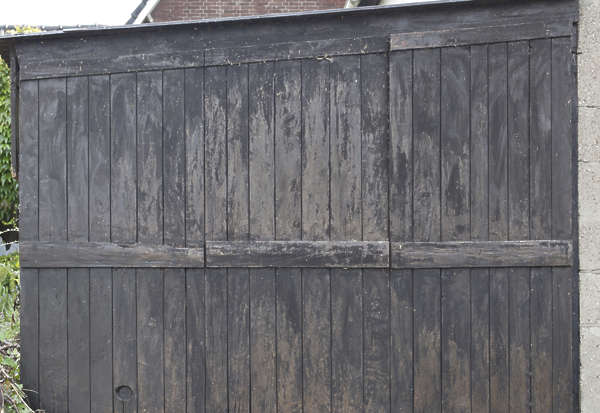 wood planks old weathered shed barn siding