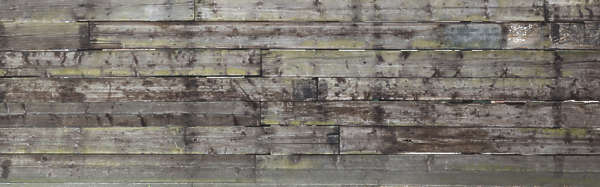 wood planks dirty old siding