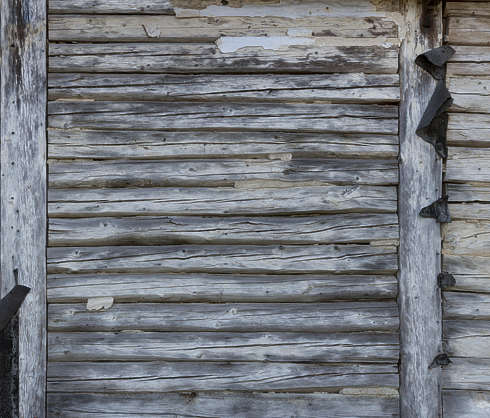 wood planks old dirty siding