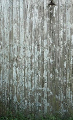 wood planks paint old weathered siding