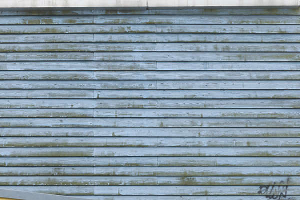 wood planks painted old dirty siding