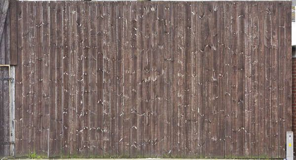 wood wooden plank planks bare fence UK siding
