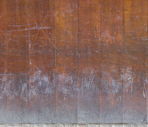 wood planks worn old morocco wainscoting siding