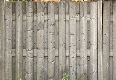 fence wood planks fencing