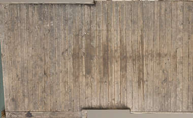 venice italy wood planks old pier floor