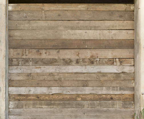wood planks old siding bare