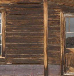 USA Bodie ghosttown ghost town old western goldrush desert arid wood planks siding bodie_001