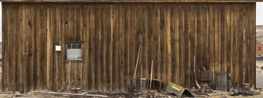 USA Bodie ghosttown ghost town old western goldrush desert arid wood planks wooden siding bodie_004