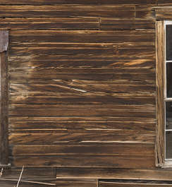 USA Bodie ghosttown ghost town old western goldrush desert arid wood planks wooden siding
