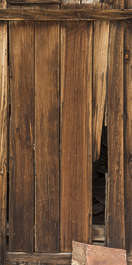 USA Bodie ghosttown ghost town old western goldrush desert arid wood plank