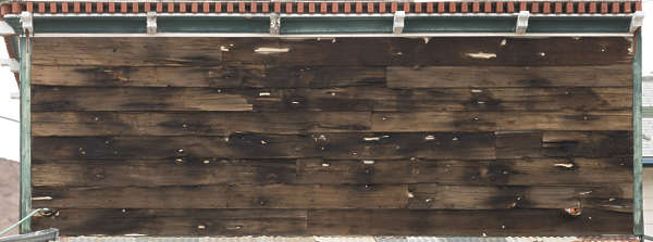 USA nelson ghost town ghosttown wood old beams planks overlapping siding worn