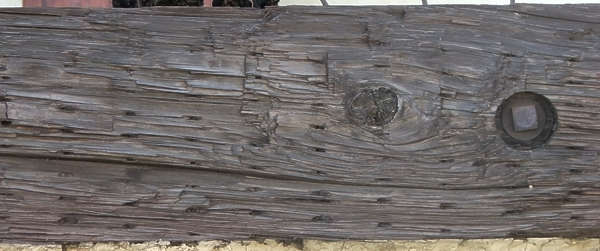 wood old plank