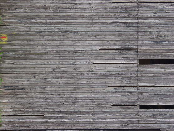 wood planks dirty painted bare
