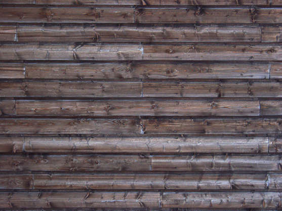 wood planks bare dirty old siding