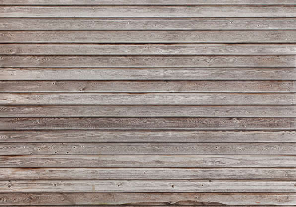 wood planks bare overlapping clean siding