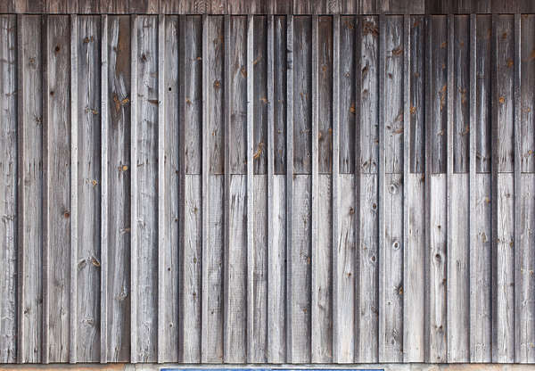 wood planks old overlapping siding
