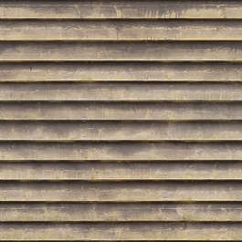 wood planks old bare overlapping siding