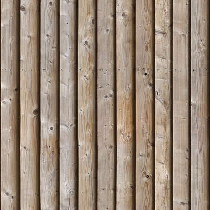 wood planks old knots dirty bare siding