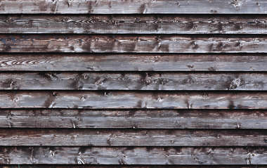 wood planks old overlapping grain siding