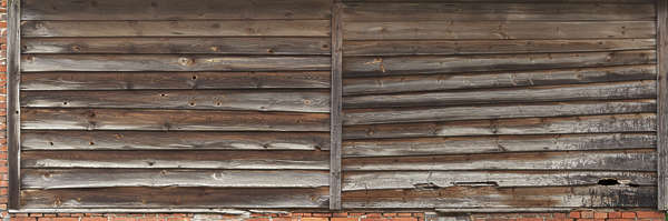 wood planks barn siding