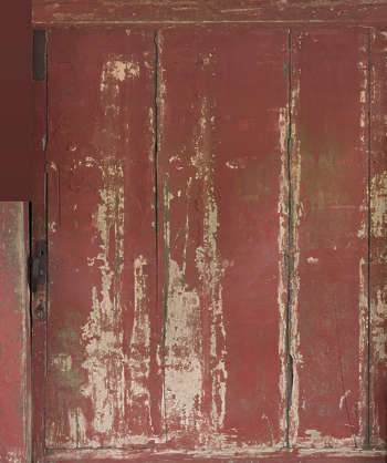 japan wood planks painted worn weathered siding