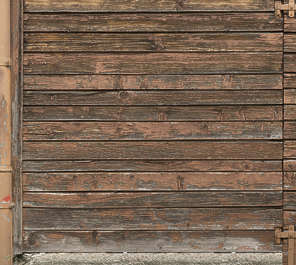 wood planks old worn weathered bare siding painted paint