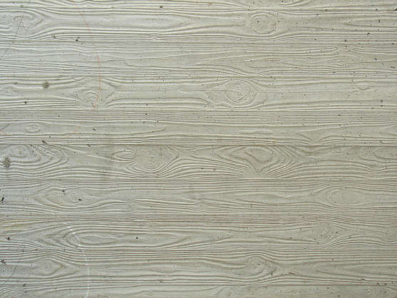 concrete wood planks bare siding