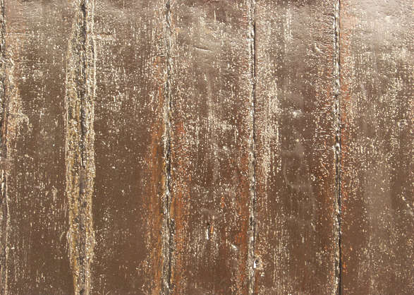 wood planks old paint glossy siding